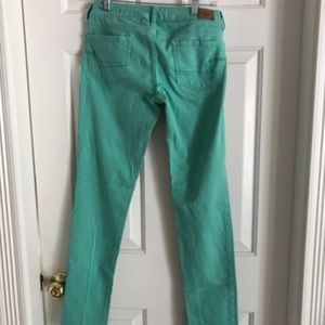 American Eagle Outfitters Jeans - American Eagle Teal Jeans size 2